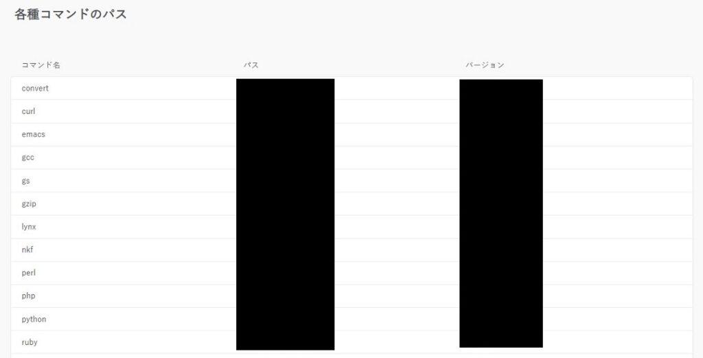 さくらのレンタルサーバ:cron設定、モジュールへのパス確認